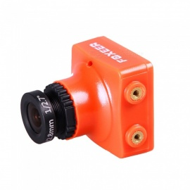 Foxeer ARROW Camera with OSD 600TVL CCD MINI FPV Camera PAL & IR-block HS1190