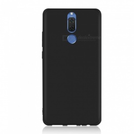 Dayspirit Protective Matte Frosted TPU Back Case for Huawei Mate 10 Lite ,Nova 2i ,Maimang 6 ,Honor 9i ,G10 - Black