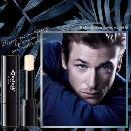 Men Moisturizer Nourish Repair Colorless Protector Refine Repair Lipstick Tube Embellish Lip Balm Sky Blue