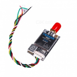 Foxeer 5.8G 40CH 7-24V 25-600mW Adjustable FPV Transmitter TM25 Switcher Raceband  RP-SMA