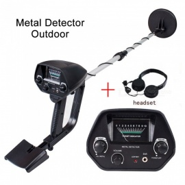 ESAMACT MD-4030 Metal Detector Underground Gold Detector Metal Length Adjustable Treasure Hunter Seeker Portable Hunter Detector