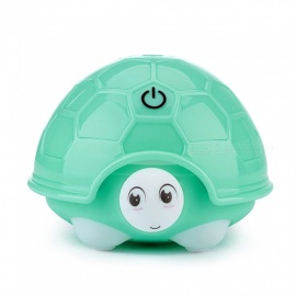 JEDX Creative Mini Cartoon Turtle USB Humidifier Night Light