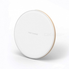 Measy Qi Wireless Charger For iPhone 8/8Plus/X QC3.0 10W Fast Wireless Charging for Samsung S9/S8/S8+/S7/S6 Edge USB Charger Pad