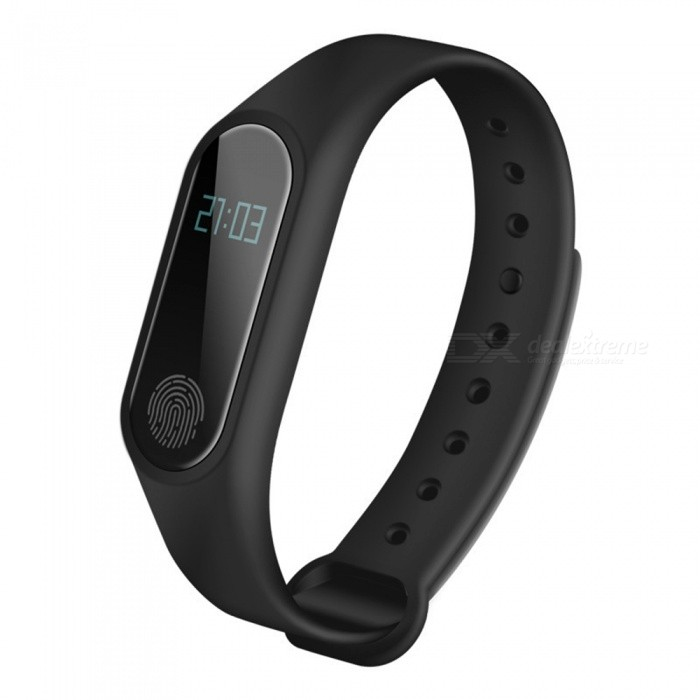 Buy M2 Intelligent Waterproof Step Ring The Heart Rate Monitor Health Campaign Hand Ring Gauge Smart Reminder Heart Rate Table+Black with Litecoins with Free Shipping on Gipsybee.com