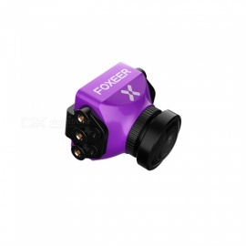 FOXEER Predator Mini V2 1000TVL FPV Camera 4:3 CMOS 5-40V 1.8mm  PAL NTSC Camera for Quadcopter FPV Drone Spare Parts