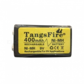 Rechargeable 9V Volt 400mah Ni-MH Battery Nimh Batteries
