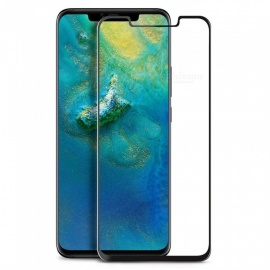 Naxtop 3D Arc Full Screen Tempered Glass Protector for Huawei Mate 20 Pro