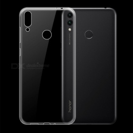 Dayspirit Ultra-Thin Protective TPU Back Case for Huawei Honor 8C - Transparent