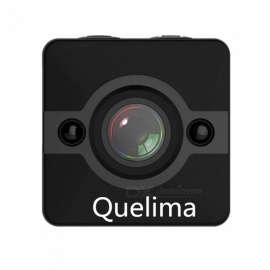 Quelima SQ12 Car Mini DVR Recorder Camera Sport DV Camera 155° 1080P