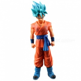 Japan Anime Dragon Ball Sun Wukong Doll Hand Joints Movable For Boys Children Model Toys Gifts 17cm Orange