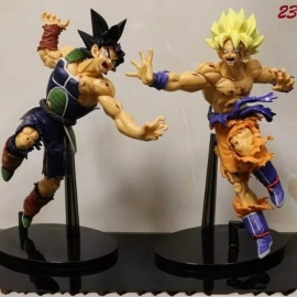 2PCS Japan Anime Dragon Ball Sun Wukong Doll Action Toy Figures Hand Joints For Boys Children Model Toys Gifts Multi