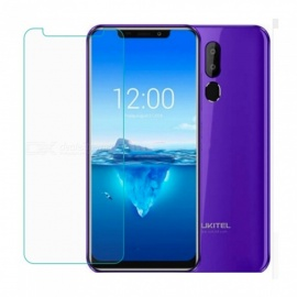 Naxtop Tempered Glass Screen Protector for Oukitel C12 Pro