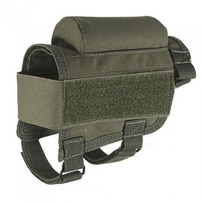 New Outdoor Multi-Purpose Tactical Bullet Bag Senior Sling Bag Hunting Accessory Bag ZDD (Army Green)