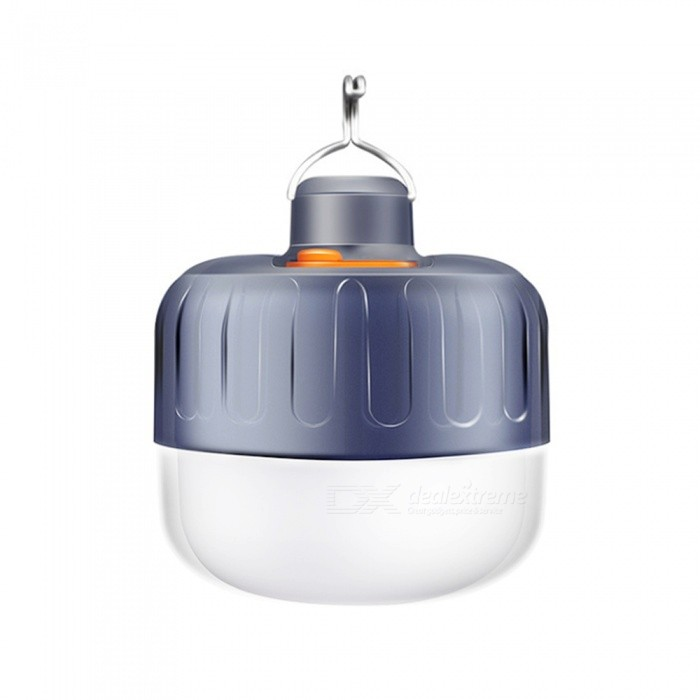Buy Strong light 68W LED Rechargeable Hanging Outdoor Tent Light with Litecoins with Free Shipping on Gipsybee.com