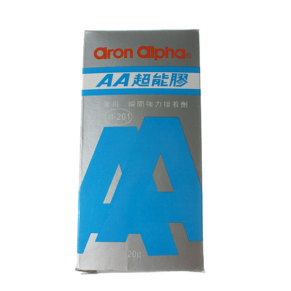 Aron Alpha Adhesive Quick Set (20 g)