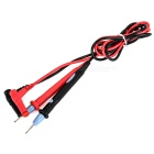 Multimeter Test Leads (110cm / Red + Black Leads)