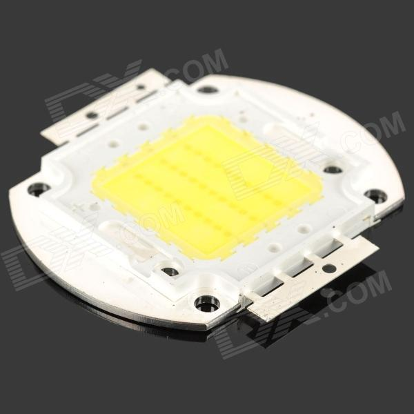 30W 2500lm 7000K Cold White LED Metal Plate Module (30~36V)