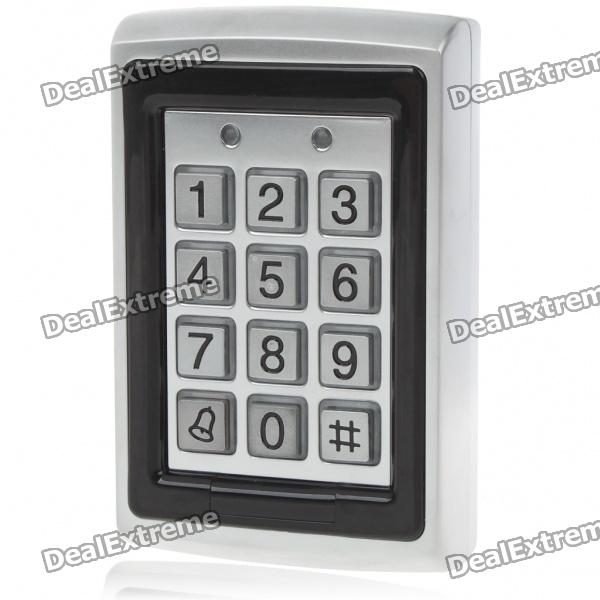 Waterproof Access Control Stand-Alone Single Door System