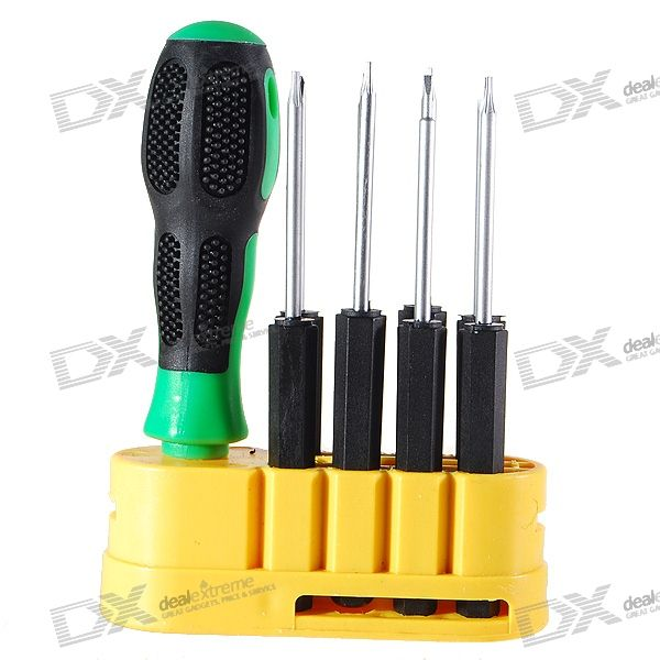 9-Piece Set Handy Screw Drivers
