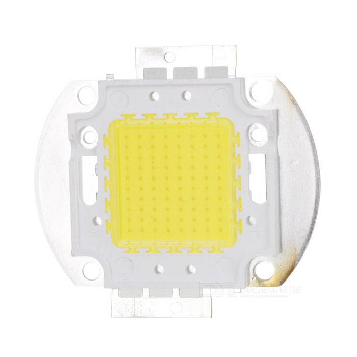 50W 4000lm 6500K Cold White Light 50-LED Metal Plate Module (32~36V)