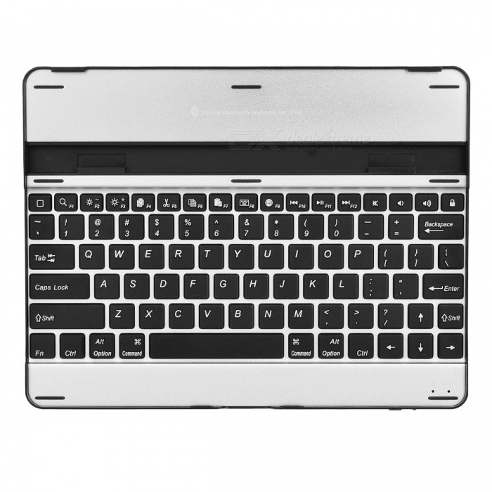 Aluminum Case with Bluetooth 3.0 Keyboard for   Ipad 2