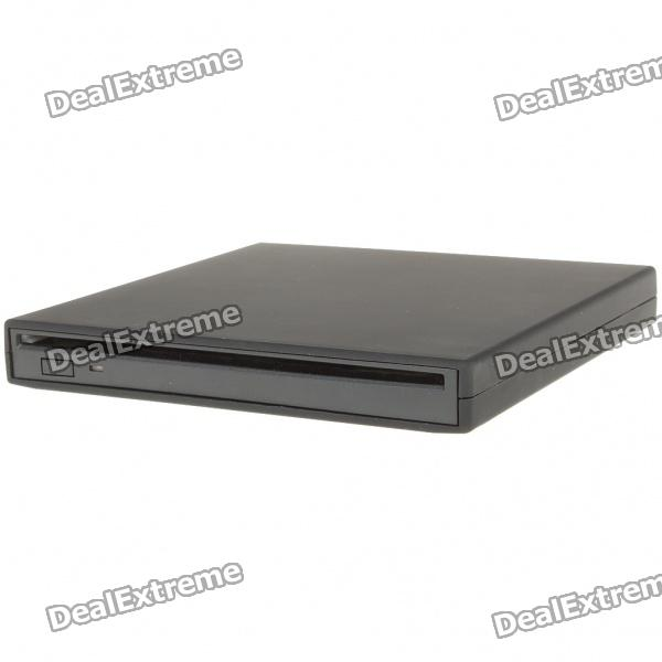 Slim USB External BD/DVD/CD Writer Burner - Black