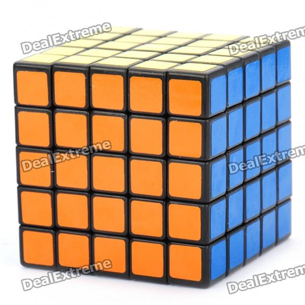 5*5*5 Spring Magic Rubik's Cube Puzzle Toy - Multicolord