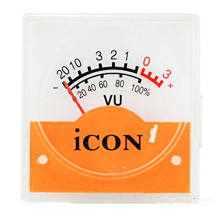 iCON Current Flow VU Meter (500uA)