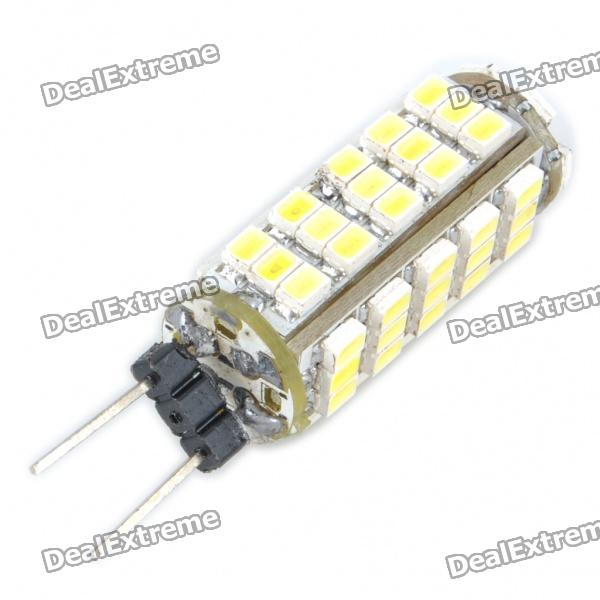 G4 4W 270lm Cold White Light 68*0805 SMD LED Corn Cob Bulb (DC 12V)