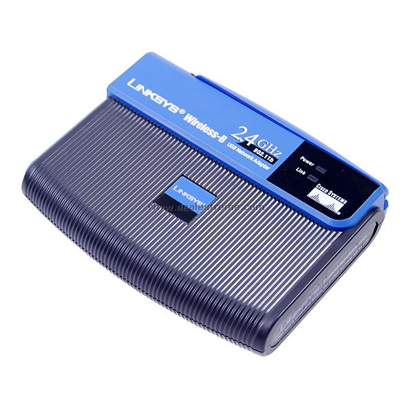 Driver: Linksys WUSB54GC Wireless Network Adapter