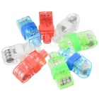 Luces del dedo del LED (surtidos 2-Pack)