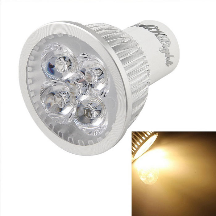 YouOKLight  YK1614 GU10 4W 350LM Warm White Light LED Cup Bulb (220V)