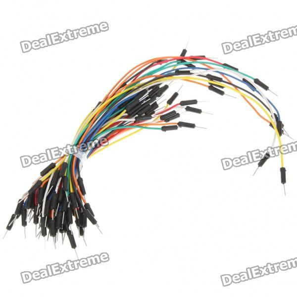 Breadboard Jumper Wires for Electronic DIY (70PCS)
