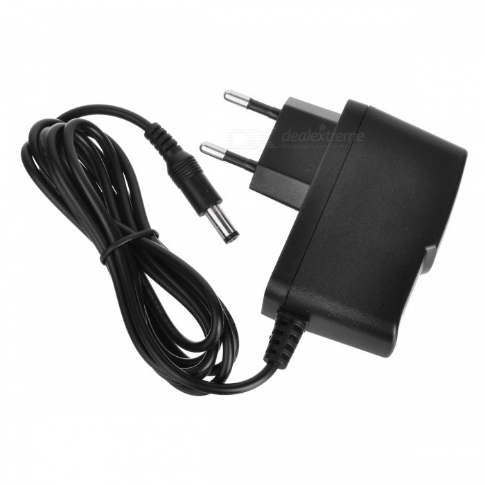 5V 1A Charger Power Adapter (DC Port 5.5 x 2.1mm / EU Plug)