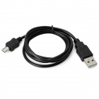 USB Charging Data Cable for Samsung Galaxy S3 / S2 - Black (98cm)