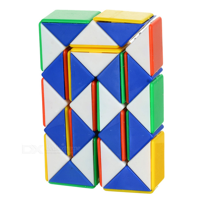 Buy Magic Cube IQ Puzzle - Multicolor with Litecoins with Free Shipping on Gipsybee.com