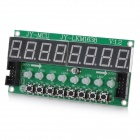 8X estojoe segmentos Display + 8X Key + 8X 2-Color LED módulo para Arduino