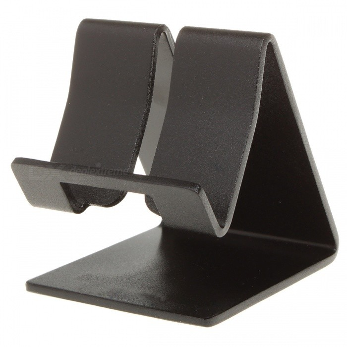 Buy Compact Stand Mount Holder for Ipad/Iphone/MP4 - Black with Litecoins with Free Shipping on Gipsybee.com