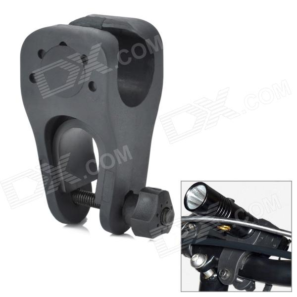 Buy Universal U-shape Bicycle Mount - Black with Litecoins with Free Shipping on Gipsybee.com