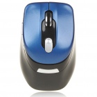 2.4GHz 500/1000DPI Wireless Optical Mouse w/ USB 2.0 Receiver - Blue (1 x AAA)