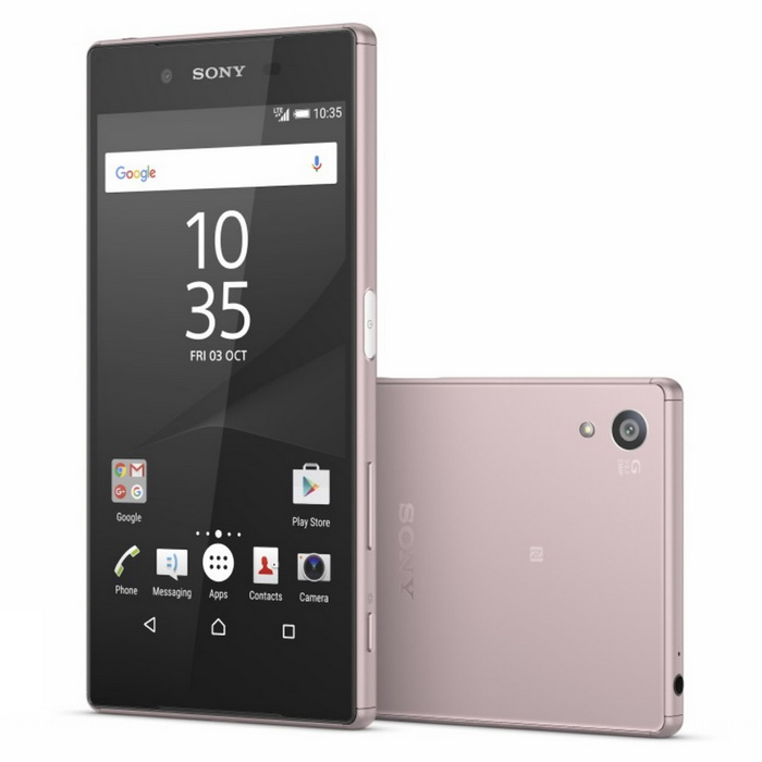 Sony Xperia Z5 Premium Dual Sim 4G Ram 32GB Rom - E6883 - PinkAndroid Phones<br>Form  ColorPinkRAM4GBROM32GBBrandSONYModelSony Xperia Z5 Premium Dual 4G - E6883Quantity1 DX.PCM.Model.AttributeModel.UnitMaterialGlassShade Of ColorPinkTypeBrand NewPower AdapterUSBHousing Case MaterialGlassNetwork Type4GBand Details4G bands: LTE band 1(2100), 2(1900), 3(1800), 4(1700/2100), 5(850), 7(2600), 8(900), 12(700), 17(700), 20(800) - E6833 LTE band 1(2100), 2(1900), 3(1800), 4(1700/2100), 5(850), 7(2600), 8(900), 12(700), 17(700), 20(800), 38(2600), 39(1900), 40(2300), 41(2500) - E6883Data TransferGPRS,HSDPA,EDGE,LTENetwork ConversationDual-Party ConversationsWLAN Wi-Fi 802.11 a,b,g,n,acSIM Card TypeOthers,Nano-SIM, dual stand-bySIM Card Quantity2GPSYesNFCYesInfrared PortNoBluetooth VersionBluetooth V4.1Operating SystemOthers,Android OS, v5.1.1CPU ProcessorOcta-core (4x1.5 GHz Cortex-A53 &amp; 4x2.0 GHz Cortex-A57)CPU Core QuantityOcta-CoreGPUAdreno 430LanguageNot specifyAvailable MemoryInternal 32 GB, 3 GB RAMMemory CardmicroSDMax. Expansion Supportedup to 256 GBSize Range5.5 inches &amp; OverTouch Screen TypeYesScreen ResolutionOthers,2160*3840Multitouch10Screen Size ( inches)4.0Camera PixelOthers,23 MPFront Camera Pixels5.1 DX.PCM.Model.AttributeModel.UnitVideo Recording Resolution2160p@30fps, 1080p@60fps, 720p@120fps, HDR,FlashYesTouch FocusYesOther Camera Features1/2.3 sensor size, geo-tagging, touch focus, face detection, HDR, panoramaTalk TimeNot specify DX.PCM.Model.AttributeModel.UnitStandby TimeNot specify DX.PCM.Model.AttributeModel.UnitBattery Capacity3430 DX.PCM.Model.AttributeModel.UnitBattery ModeNon-removableQuick Charge60% in 30 min (Quick Charge 2.0)featuresWi-Fi,GPS,FM,Bluetooth,NFCSensorOthers,Fingerprint, accelerometer, gyro, proximity, compass, barometerWaterproof LevelOthers,IP68Dust-proof Leveldust proof and water resistant over 1.5 meter and 30 minutesShock-proofYesI/O InterfaceOthers,microUSB v2.0 (MHL 3 TV-out), USB HostOther FeaturesCellular Network