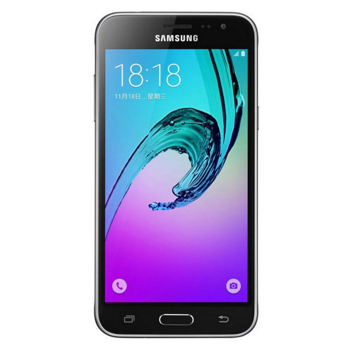 Samsung Galaxy J3 J320H 1.5GB RAM 8GB ROM Dual SIM - BlackAndroid Phones<br>Form ColorBlackRAM1.5GBROM8GBBrandSamsungModelJ320HQuantity1 DX.PCM.Model.AttributeModel.UnitMaterialplastic + glassShade Of ColorBlackPower AdapterUSBNetwork Type2G,3GBand DetailsGSM850, GSM900, GSM1800, GSM1900, UMTS850 (B5), UMTS900 (B8), UMTS1900 (B2), UMTS2100 (B1)Data TransferGPRS,HSDPA,EDGE,HSUPANetwork ConversationDual-Party ConversationsWLAN Wi-Fi 802.11 b,g,nSIM Card TypeMicro SIMSIM Card Quantity2GPSA-GPSNFCNoBluetooth VersionBluetooth V4.1Operating SystemOthers,Android 5.1.1CPU ProcessorSpreadtrum SC9830A (Quad-core 1.5 GHz Cortex-A7)CPU Core QuantityQuad-CoreGPUMali-400Languagenot specifyAvailable Memory7.5GBMemory CardmicroSDMax. Expansion Supported128GBSize Range5.0~5.4 inchesTouch Screen TypeYesScreen Resolution1280*720MultitouchOthers,YesScreen Size ( inches)5.0Camera Pixel8.0MPFront Camera Pixels5 DX.PCM.Model.AttributeModel.UnitVideo Recording Resolution1080p@30fpsFlashYesAuto FocusYesTouch FocusYesOther Camera FeaturesGeo-tagging, face detection, HDRTalk Time22 DX.PCM.Model.AttributeModel.UnitStandby Time349 DX.PCM.Model.AttributeModel.UnitBattery Capacity2600 DX.PCM.Model.AttributeModel.UnitfeaturesWi-Fi,GPS,FM,BluetoothSensorProximity,AccelerometerWaterproof LevelIPX0 (Not Protected)I/O InterfaceMicro USB v2.0Format SupportedYesJAVANoRadio TunerFMReference Websites== Will this mobile phone work with a certain mobile carrier of yours? ==Packing List1 * Galaxy J3 Smartphone1 * USB cable1 * charger1 * Quick start guide<br>