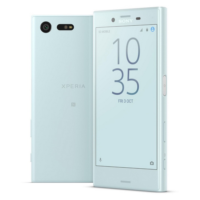 Sony Xperia X Compact F5321 Phone w/ 3GB RAM, 32GB ROM - BlueAndroid Phones<br>Form ColorBlueRAM3GBROM32GBBrandSONYModelF5321Quantity1 DX.PCM.Model.AttributeModel.UnitMaterialmetal + plasticShade Of ColorBluePower AdapterOthers,not specificHousing Case MaterialmetalNetwork Type2G,3G,4GBand DetailsGSM850, GSM900, GSM1800, GSM1900, UMTS800 (B6), UMTS850 (B5), UMTS900 (B8), UMTS1700/2100 (B4), UMTS1900 (B2), UMTS2100 (B1), LTE2100 (B1), LTE700 (B17), LTE850 (B5), LTE1700/2100 (B4), LTE1800 (B3), LTE2600 (B7), LTE1900 (B2), LTE900 (B8), LTE800 (B20), LTE700 (B12), LTE800 (B26), TD-LTE2600 (B38), LTE800 (B19), TD-LTE2500 (B41), TD-LTE2300 (B40), LTE700 (B28)Data TransferGPRS,HSDPA,EDGE,LTE,HSUPANetwork ConversationOne-Party Conversation OnlyWLAN Wi-Fi 802.11 a,b,g,n,acSIM Card TypeNano SIMSIM Card Quantity1Network StandbySingle StandbyGPSYesNFCYesInfrared PortNoBluetooth VersionBluetooth V4.2Operating SystemAndroid 6.0CPU ProcessorHexa-core (4x1.4 GHz Cortex-A53 &amp; 2x1.8 GHz Cortex-A72)CPU Core QuantityHexa-CoreGPUAdreno 510Languagenot specificAvailable Memory29.8 GBMemory CardMicro SDMax. Expansion Supported256GBSize Range4.5~4.9 inchesTouch Screen TypeYesScreen Resolution1280*720Screen Size ( inches)Others,4.6Camera PixelOthers,23MPFront Camera Pixels5 DX.PCM.Model.AttributeModel.UnitVideo Recording Resolution1080p@30fps, 1080p@60fpsFlashYesAuto FocusYesTouch FocusYesOther Camera Functions1/2.3 sensor size, geo-tagging, face detection, HDR, panoramaTalk Time11 DX.PCM.Model.AttributeModel.UnitStandby Time600 DX.PCM.Model.AttributeModel.UnitBattery Capacity2700 DX.PCM.Model.AttributeModel.UnitBattery ModeNon-removablefeaturesWi-Fi,GPS,FM,Bluetooth,NFCSensorProximity,Compass,Accelerometer,Barometer,Fingerprint authentication sensorWaterproof LevelIPX0 (Not Protected)I/O InterfaceMicro USB v2.0JAVANoTV TunerNoRadio TunerFMReference Websites== Will this mobile phone work with a certain mobile carrier of yours? ==Packing List1 * F53211 * Charger1 * USB cable<br>