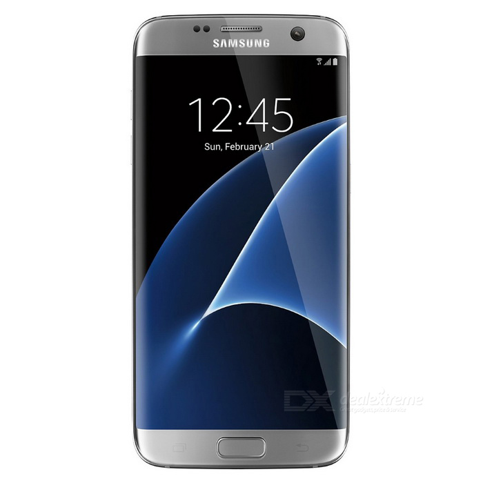 Samsung S7 Edge G9350 Dual SIM 4GB RAM 32GB ROM - SilverAndroid Phones<br>Form ColorSilverRAM4GBROM32GBBrandSamsungModelG9350Quantity1 DX.PCM.Model.AttributeModel.UnitMaterialMetal + plasticShade Of ColorSilverPower AdapterOthers,Not specificHousing Case MaterialMetalNetwork Type2G,3G,4GBand DetailsGSM850, GSM900, GSM1800, GSM1900, CDMA800 (BC0), UMTS850 (B5), UMTS900 (B8), UMTS1900 (B2), UMTS2100 (B1), LTE2100 (B1), LTE700 (B17), TD-SCDMA2000, TD-SCDMA1900, LTE700 (B13), LTE1700/2100 (B4), LTE850 (B5), LTE1800 (B3), LTE2600 (B7), LTE1900 (B2), LTE800 (B18), LTE900 (B8), LTE800 (B20), LTE1900 (B25), LTE700 (B12), LTE800 (B26), LTE800 (B19), TD-LTE2500 (B41), TD-LTE2600 (B38), TD-LTE2300 (B40), TD-LTE1900 (B39)Data TransferGPRS,HSDPA,EDGE,LTENetwork ConversationOne-Party Conversation OnlyWLAN Wi-Fi 802.11 a,b,g,n,acSIM Card TypeNano SIMSIM Card Quantity2Network StandbyDual Network StandbyGPSYesNFCYesInfrared PortNoBluetooth VersionBluetooth V4.2Operating SystemAndroid 6.0CPU ProcessorQuad-core (2x2.15 GHz Kryo &amp; 2x1.6 GHz Kryo)CPU Core QuantityQuad-CoreGPUAdreno 530LanguageNot specificAvailable Memory23.8GBMemory CardMicro SDMax. Expansion Supportedup to 256 GBSize Range5.5 inches &amp; OverTouch Screen TypeYesScreen Resolution2560*1440Screen Size ( inches)5.5Camera Pixel12.0MPFront Camera Pixels5 DX.PCM.Model.AttributeModel.UnitVideo Recording ResolutionUHD 4K (3840 x 2160)@30fpsFlashYesAuto FocusYesTouch FocusYesOther Camera Functions1/2.5 sensor size, 1.4 µm pixel size, geo-tagging, simultaneous 4K video and 9MP image recording, face/smile detection, Auto HDR, panoramaTalk Time12 DX.PCM.Model.AttributeModel.UnitStandby Time200 DX.PCM.Model.AttributeModel.UnitBattery Capacity3600 DX.PCM.Model.AttributeModel.UnitBattery ModeNon-removablefeaturesWi-Fi,GPS,Bluetooth,NFCSensorG-sensor,Proximity,Accelerometer,Heart rate,Barometer,Fingerprint authentication sensorWaterproof LevelIPX0 (Not Protected)I/O InterfaceMicro USB v2.0JAVANoTV TunerNoRadio TunerNoReference Web