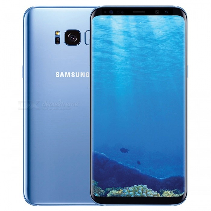 Samsung S8+ G9550 Dual SIM 6.2 Phone with 4GB RAM, 64GB ROM - BlueAndroid Phones<br>Form  ColorBlueRAM4GBROM64GBBrandSamsungModelS8+ G9550Quantity1 setMaterialMetal + GlassShade Of ColorBlueTypeBrand NewPower AdapterUK PlugTime of Release2017Network Type2G,3G,4GBand DetailsGSM850/900/1800/1900;  UMTS2100 (B1), UMTS1900 (B2), UMTS850 (B5), UMTS900 (B8); CDMA800 (BC0);  TD-SCDMA2000, TD-SCDMA1900; LTE2100 (B1), LTE1800 (B3), LTE1700/2100 (B4), LTE850 (B5), LTE2600 (B7), LTE900 (B8), LTE700 (B12),  LTE700 (B13),  LTE800 (B18),  LTE800 (B19),  LTE800 (B20),  LTE1900 (B25),  LTE850 (B26), TD-LTE2600 (B38), TD-LTE1900 (B39), TD-LTE2300 (B40), TD-LTE2500 (B41)Data TransferGPRS,HSDPA,EDGE,LTE,HSUPAWLAN Others,Wi-Fi 802.11 a,b,g,n,r,ac, DLNA, Miracast, Wi-Fi Tethering,  Wi-Fi DirectSIM Card TypeNano SIMSIM Card Quantity2Network StandbyDual Network StandbyGPSYes,A-GPSNFCYesBluetooth VersionOthers,Bluetooth V5.0Operating SystemOthers,Google (Android 7.0) NougatCPU ProcessorQualcomm (Snapdragon 835 MSM8998) 2017 64 bit octa-core 32 Kbyte I-Cache 32 Kbyte D-Cache 2048 Kbyte L2 10 nmCPU Core QuantityOcta-CoreGPUQualcomm Adreno 540LanguageNot SpecifyAvailable Memory53.5GBMemory CardmicroSDSize Range5.5 inches &amp; OverTouch Screen TypeYesScreen Resolution2560*1440MultitouchOthers,YesScreen Size ( inches)Others,6.2Camera Pixel12.0MPFront Camera Pixels8.0 MPVideo Recording Resolution4096x2160 pixel, 30 fpsFlashYesAuto FocusCD AF; PD AFTouch FocusYesOther Camera FunctionsEIS, OIS, HDR photo, HDR video, Red-eye reduction, Slow motion video, Touch focus, Macro mode,  Panorama Photo, Face detection, Face tagging, Smile detection, Face retouchTalk TimeN/A hourStandby TimeN/A hourBattery Capacity3500 mAhBattery ModeNon-removablefeaturesWi-Fi,GPS,FM,Bluetooth,NFC,OTGSensorProximity,Compass,Accelerometer,Gesture,Heart rate,Barometer,Fingerprint authentication sensor,Others,3D gyro, Hall sensor, Iris scanner, Light sensorWaterproof LevelOthers,8 Protected against immersion beyond 1m of dept