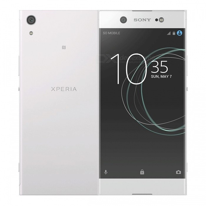 Sony Xperia XA1 Ultra G3226 6 inches Phone Dual SIM 64GB ROM - WhiteAndroid Phones<br>Form  ColorWhiteRAM4GBROM64GBBrandSONYModelG3226Quantity1 setMaterialAluminum alloyShade Of ColorWhiteTypeBrand NewPower AdapterUK PlugNetwork Type2G,3G,4GBand DetailsGSM 850 / 900 / 1800 / 1900, UMTS2100 (B1), UMTS1900 (B2), UMTS850 (B5), UMTS900 (B8), LTE2100 (B1), LTE1800 (B3), LTE850 (B5), LTE2600 (B7), LTE900 (B8), LTE700 (B28), TD-LTE2600 (B38), TD-LTE1900 (B39), TD-LTE2300 (B40), TD-LTE2500 (B41)Data TransferGPRS,HSDPA,EDGE,LTE,HSUPAWLAN Wi-Fi 802.11 a,b,g,n,Others,Wi-Fi Direct, hotspotSIM Card TypeNano SIMSIM Card Quantity2Network StandbyDual Network StandbyGPSYes,A-GPS,GLONASSNFCYesBluetooth VersionBluetooth V4.2Operating SystemOthers,Android 7.0CPU ProcessorMediaTek (MT6757) Helio P20 2016 64 bit octa-core 16nm, 2340MHzCPU Core QuantityOcta-CoreGPUARM Mali-T880MP2LanguageNot specifiedAvailable MemoryN/AMemory CardTFMax. Expansion Supported256GBSize Range5.5 inches &amp; OverTouch Screen TypeIPSScreen Resolution1920*1080MultitouchOthers,YesScreen Size ( inches)Others,6.0 inchesCamera PixelOthers,23MPFront Camera Pixels16 MPVideo Recording Resolution1920x1080 pixel<br>30 fpsFlashYesAuto FocusLaser AFTouch FocusYesOther Camera FunctionsOIS, HDR photo, slow motion video, macro mode, red-eye reduction, panorama photo, face detection, face tagging, smile detection, face retouch, geo-taggingTalk Time13 hoursStandby Time708 hoursBattery Capacity2700 mAhBattery ModeNon-removablefeaturesWi-Fi,GPS,FM,Bluetooth,NFCSensorG-sensor,Proximity,Compass,Accelerometer,Others,Hall sensor, Light sensorWaterproof LevelIPX1I/O Interface3.5mm,USB Type-cJAVANoRadio TunerFMReference Websites== Will this mobile phone work with a certain mobile carrier of yours? ==Packing List1 x Phone1 x Power adapter1 x Data cable1 x User manual<br>