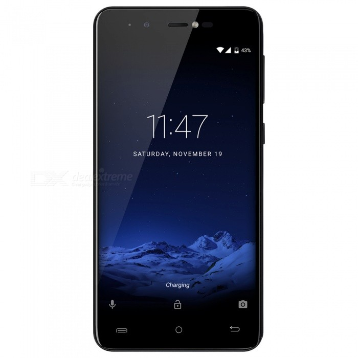 CUBOT R9 Quad-core 3G Phone with 2GB RAM, 16GB ROM - BlackAndroid Phones<br>Form  ColorBlackRAM2GBROM16GBBrandCUBOTModelR9Quantity1 pieceMaterialAlloy frame+metal + PlasticShade Of ColorBlackTypeBrand NewPower AdapterEU PlugHousing Case MaterialPlastic + glassTime of Release2017-6Network Type2G,3GBand DetailsGSM850/900/1800/1900MHz,WCDMA  900/2100MHZData TransferGPRS,HSDPA,EDGEWLAN Wi-Fi 802.11 b,g,nSIM Card TypeStandard SIM,Micro SIMSIM Card Quantity2Network StandbyDual Network StandbyGPSYesBluetooth VersionBluetooth V4.0Operating SystemAndroid 7.xCPU ProcessorMT6580, Quad-core, 1.3GHzCPU Core QuantityDual-CoreGPUMali-400MPLanguageJapanese, Traditional / simplified Chinese, Indonesian, Malay, Catalan, Czech, Danish, German, English, Spanish, Filipino, French, Italian, Hungarian, Dutch, Polish, Portuguese, Latin, Dave, leah, Finnish, Swedish, Vietnamese, Turkish, Greek, Bulgarian, Russian, Serbian, Ukrainian, Hebrew, Arabic, Hindi, Bengali, and Hindi, Thai, KoreanAvailable Memory10GBMemory CardSupports Micro SD / TF card up to 32GB in size (not included)Max. Expansion Supported32GBSize Range5.0~5.4 inchesTouch Screen TypeIPSScreen Resolution1280*720Multitouch2Screen Size ( inches)5.0Screen Edge2D Curved EdgeCamera Pixel13.0MPFront Camera Pixels5.0 MPFlashYesAuto FocusYesTouch FocusYesOther Camera Functions13MP primary rear camera;<br>Auto focus;<br>4P lens;<br>?/ 2.4 aperture<br>with 500mA LED flashlightOther Camera Features5MP front camera;<br>50mA soft flash LED;<br>Intelligent beauty;Talk Time200 hoursStandby Time300 minutesBattery Capacity2600 mAhBattery ModeReplacementfeaturesWi-Fi,GPS,FM,BluetoothSensorG-sensor,Proximity,Accelerometer,Fingerprint authentication sensorWaterproof LevelOthers,N/AI/O InterfaceMicro USB,3.5mm,SIM Slot,Micro USB v2.0SoftwarePlay Store, E-mail, Calculator, File manager, Clock, Calendar, Gallery, Video Player, Music, Sound Recorder, BrowserFormat SupportedAVI, MP4, 3GP, MOV, MKV, FLV, FLAC, APE, MP3, OGG, AMR, AAC, JPG, PNG, BMP, GIFR