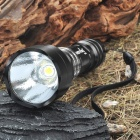 FandyFire P7-D SSC P7-D 3-Mode 700-Lumen White LED Flashlight with Strap (1 x 18650 / 1 x 17670)
