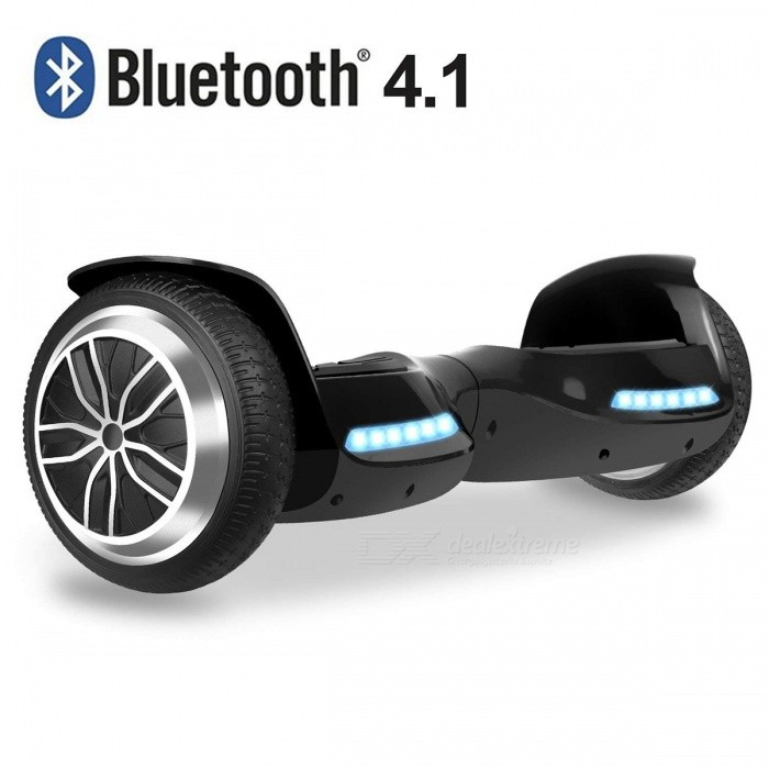 OTTO Hoverboard Two-wheel Self-balancing Scooter UL2272 Certificated - Black
