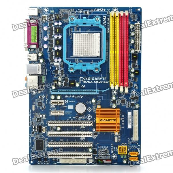 Gigabyte GA-M52L-S3P Nvidia Chipset Driver Windows